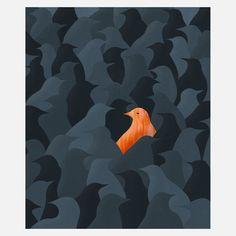 Rare Bird (by Daniel Horowitz Studio)