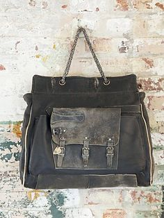 Free People Silent People Sante Fe Bag