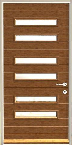 Jain Bespoke External Door
