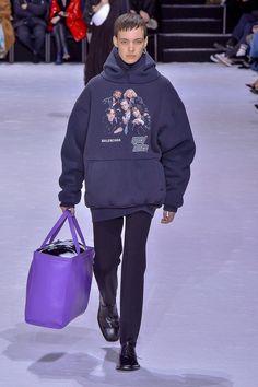 Balenciaga   Ready-to-Wear - Autumn 2018   Look 43