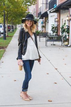 Little Blonde Book by Taylor Morgan | A Life and Style Blog : Weekend Style : Sept 5, 15