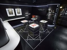 ACADEMIC LIFE store by Ichiro Nishiwaki Design Office, Tokyo Japan art shop