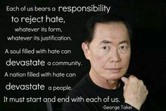 Reject hate