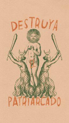 Juliana Lira on Behance Room Posters, Poster Wall, Zine, Feminism Poster, Arte Latina, Arte Punk, Feminist Af, Graphic Design Illustration, Powerful Women