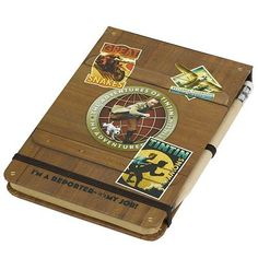 Party Ark's 'Tintin Reporters Notebook'
