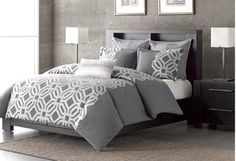 Get comfortable, you're going to be sleeping in with these luxury bedding finds. Sink into 300 thread count sheets, and pick a plush comforter in a sophisticated pattern to up your suite's style. Revamped linens turn every night into a weekend away, so snooze the alarm—breakfast in bed awaits.http://www.allmodern.com/deals-and-design-ideas/5-Star-Bedding~E20981.html?refid=SBP.rBAZEVUE0NaYIBV9d2B_AldM4sIdCkCIp1uwOCNlPxk