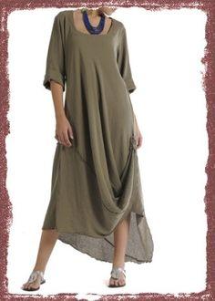 Oh my gauze, love this dress!