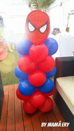 SUPERHERO BIRTHDAY Birthday Party Ideas | Photo 5 of 28