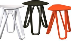 Stools by Barber & Osgerby