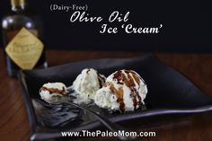 Olive Oil Ice Cream