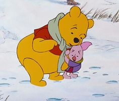 Pooh bear & Piglet Tigger And Pooh, Winne The Pooh, Winnie The Pooh Quotes, Winnie The Pooh Friends, Pooh Bear, Eeyore, Disney Winnie The Pooh, Disney Love, Cute Pigs