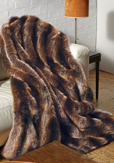 Designer Fur | Fashion Fur | Fur Throw | Fur Blanket | Throw Blanket | Faux Fur | Beaver | www.InStyle-Decor.com | Hollywood | Over 5,000 Inspirations Now Online, Luxury Furniture, Mirrors, Lighting, Decorative Accessories & Gifts. Professional Interior Design Solutions For Interior Architects, Interior Specifiers, Interior Designers, Interior Decorators, Hospitality, Commercial, Maritime & Residential Projects. Beverly Hills New York London Barcelona Over 10 Years Worldwide Shipping…