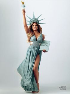 diamondheroes: Laverne Cox by Alexei Hay, for Entertainment Weekly June 19.