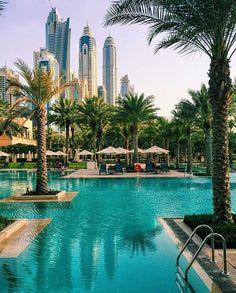 Moments in Dubai! #luxuryvacations #dubai  @gmr83
