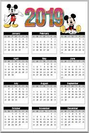 Free Download Happy New Year 2019 Calendar Images Compras Cosas