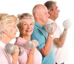 Musculação na 3ª idade