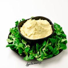 Wegańskie masełko czosnkowe z fasoli ⋆ AgaMaSmaka - żyj i jedz zdrowo!
