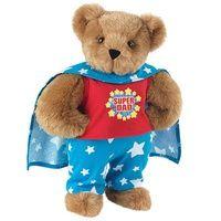 15 Inch Super Dad Teddy Bear