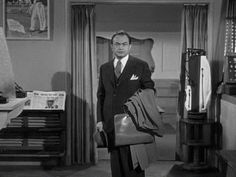 A Bullet for Joey (1955) Film Noir, A Lewis Allen Film. Edward G Robinson