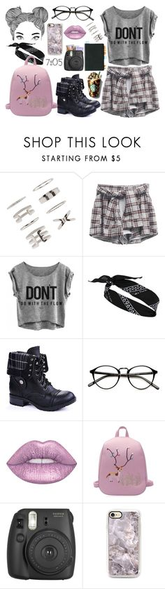 """Untitled #619"" by still-into-malik ❤ liked on Polyvore featuring Forever 21, River Island and Fujifilm"