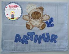 Urso Marinheiro Arthur