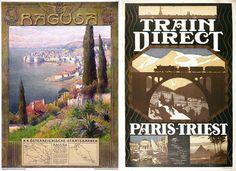 Werbung für Städte – Austrian Posters