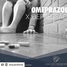 """585 curtidas, 69 comentários - Fitness, Beleza, Receita,Saúde (@asmelhores_dicas) no Instagram: """"Omeprazol x Depressão  Sabiam que o omeprazol aumenta a depressão? Isso porque ele diminuiu a…"""""""