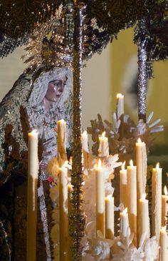 La Macarena, Madrugá. Semana Santa Sevilla 2012
