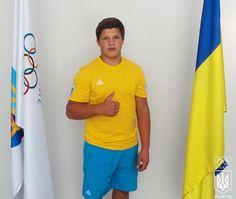 Михайло Гаврилюк – чемпіон Олімпійського фестивалю у секторі з метання молота #Україна #спорт #Ukraine #sport  http://noc-ukr.org/news/11173/#.VbuVGYNDH-A.twitter …