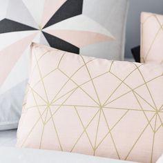 Rebecca Judd Loves Home Republic RJL Aurora Bedlinen - Bedroom Quilt Covers & Coverlets - Adairs online