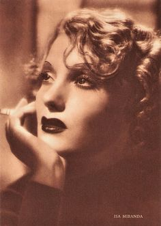 https://flic.kr/p/H4wD8o   Isa Miranda   Italian postcard by Rizzoli, Milano, 1937-XV.    Isa Miranda (1905–1982) was the only international film star produced by the Italian fascist cinema. In Hollywood she was billed as the 'Italian Marlene Dietrich', and played femme fatale roles. Later she became one of the most significant European film actresses during the 1940s and early 1950s.   For more postcards, a bio and clips check out our blog European Film Star Postcards Already over 3…