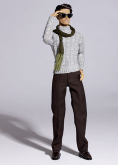 Style Ken and co - La Fashion Doll -