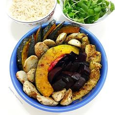 Roasted Vegetables. A simple dish, easy to make and delicious. #vegan, #veganfood #plantbased