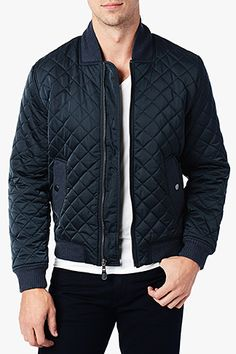 Alpha Industries | Alpha Industries MA-1 Bomber Jacket Slim Fit at ...