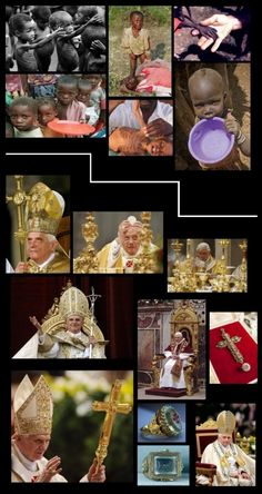 Catholics- you're doing it wrong