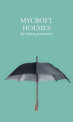 Mycroft Holmes: The British Government