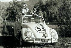 Herbie, the Love Bug!