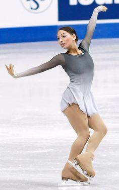 Elene Gedevanishvili gave an absolutely beautiful performance for her short program for Skate Canada 2012