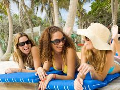 What's better than bronzing on the beach, morning yoga in the sand, and gossiping over delectable dinners? Nothing beats summertime with your girlfriends — the perfect opportunity to catch up and wind down.