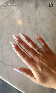 Cute nails ft. Sierra Furtado