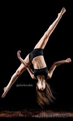 Kalani Hilliker's Sharkcookie photoshoot. #dance #KalaniHilliker