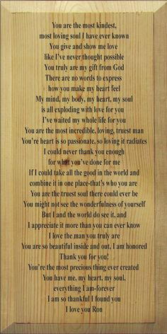 Forever Love Quotes, Real Love Quotes, Soulmate Love Quotes, Peace Quotes, Love Quotes For Him, Pastor Appreciation Poems, Appreciation Quotes For Him, Appreciation Message, Love Letter For Boyfriend