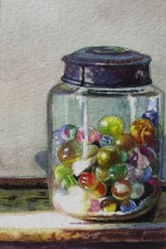 Marbles in Sunlight -- Andy Smith