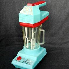 Mini mixer.