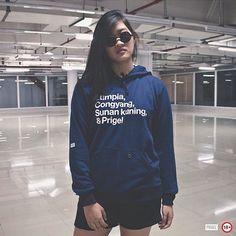 Pullover Hoodie Prigel #indonesia #semarang #fashion #model #women #men
