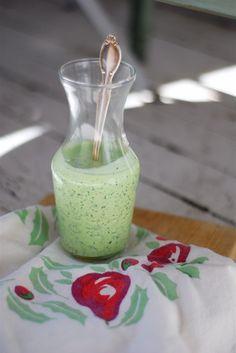 buttermilk green goddess