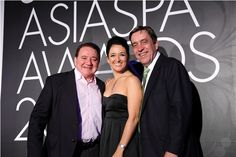 Asia Spa Awards 2012. Pevonia Botanica wins SPA PRODUCT LINE OF THE YEAR at this year's ASIA Spa Awards Ceremony in Hong Kong