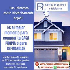 "🛑Para De Pagar Renta on Instagram: ""www.paradepagarrenta.com 📞561-948-4360 📲Whatsapp 954-994-9900"" Desktop Screenshot, Instagram, Shopping, Home, Financial Literacy, Financial Statement, United States"