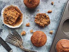 Elképesztően puha teljes kiőrlésű sárgarépás muffin | levendula lány Muffin, Cookies, Breakfast, Desserts, Food, Crack Crackers, Muffins, Postres, Biscuits