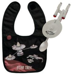 Star Trek Enterprise feeding system- Wishing my brother would have another baby just so I could give this as a gift!